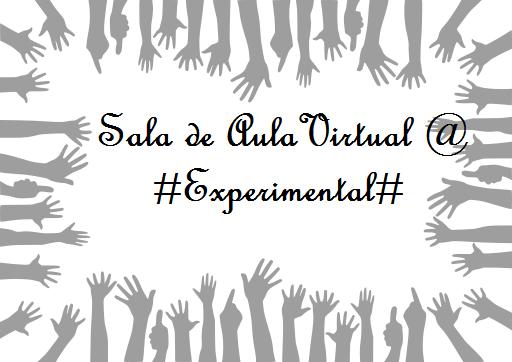 Sala  de Aula Virtual Experimental